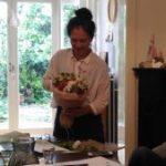 オランダのお花・ハーブのレッスン